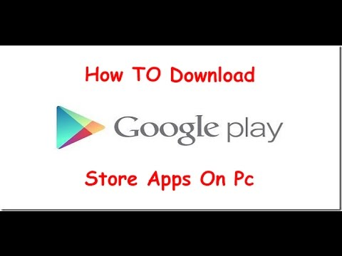 download google play store for pc