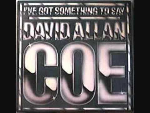 The Day Renegade Country Icon David Allan Coe Rolled Into South Georgia