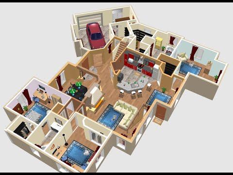 sweet home design. 10 Years of Sweet Home 3D  Superb Open Source Application for Realistic House Design Demo on Linux linux