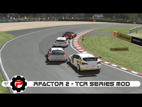 rFactor 2 / TCR Series Mod / Monza : rfactor2