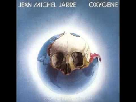Jean Michel Jarre Oxygene Brief Story Behind Artwork And Album