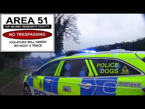 UK's ABANDONED AREA 51 IS NO JOKE! HUNTED DOWN : videos