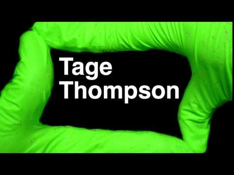 How to Pronounce Tage Thompson. Just in case you guys were wondering.    stlouisblues 5bece3cef