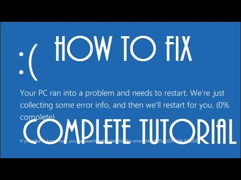 bsod attempted_execute_of_noexecute_memory