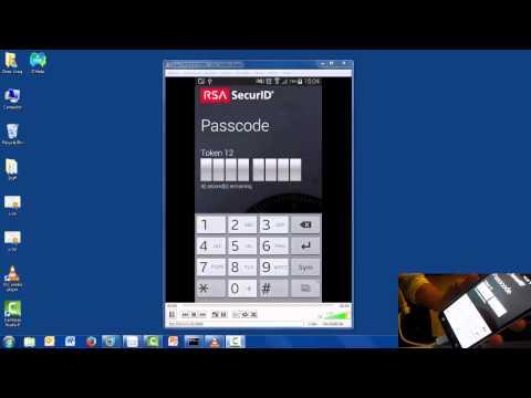 RSA SecurID Software Token Provisioning User Ex    | RSA Link