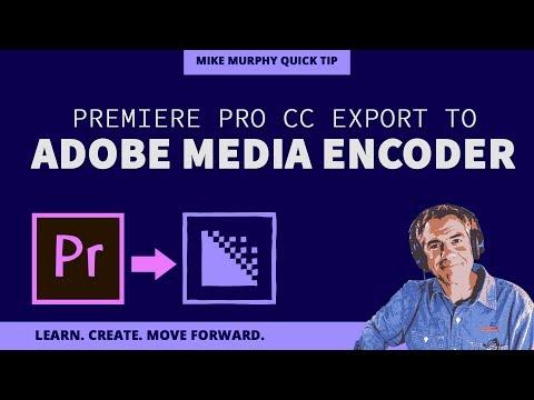 adobe media encoder cs6 mac