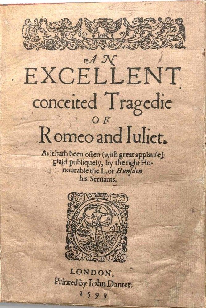 Text Of The Day Romeo And Juliet Act  Scene   Genius William Shakespeare  Romeo And Juliet Act  Scene  Genius