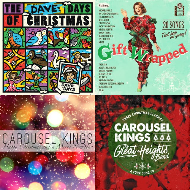 9 hour200 song pop punk christmas playlist instrumentals covers originals great for the road or wrapping presents reposting for the last - Mookies Last Christmas