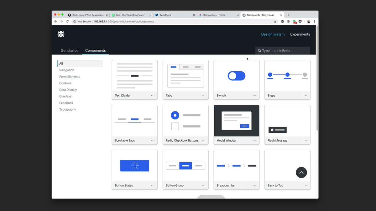 Buttongroup UIUE design t
