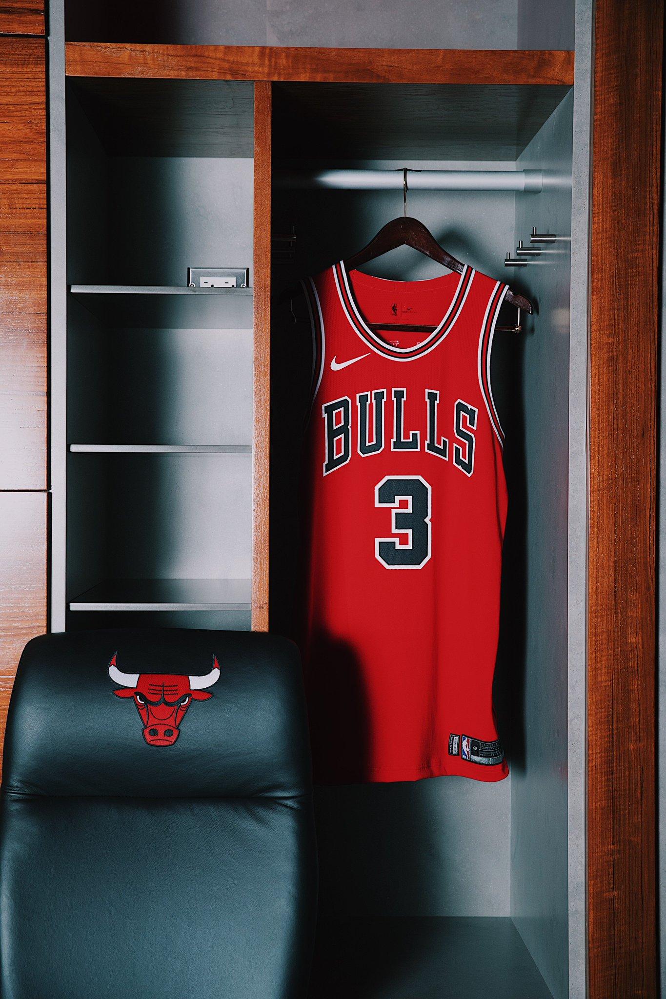387524e10 Bulls Unveil New Uniforms  Colors Switched – Chicago Bulls Confidential