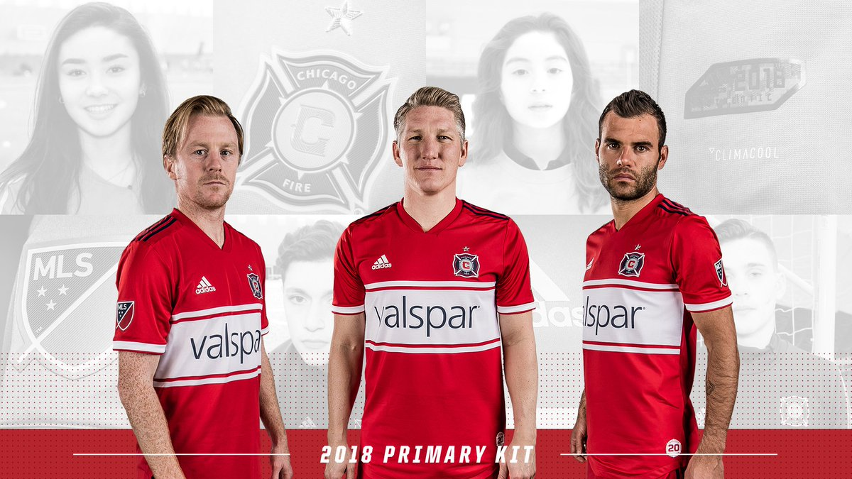 2b2452508 The 46 MLS jerseys for the 2018 season