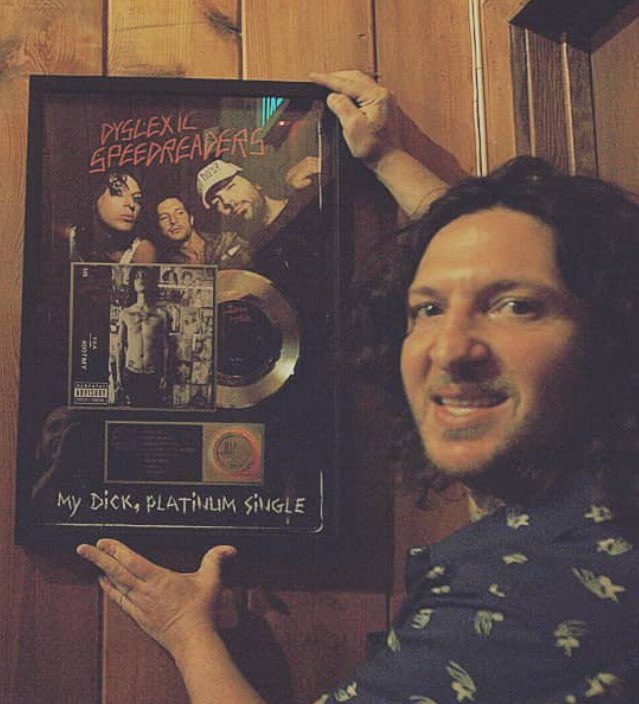 """Twelve Years Later And Mickey Avalon's """"My Dick"""" Has Gone Platinum"""