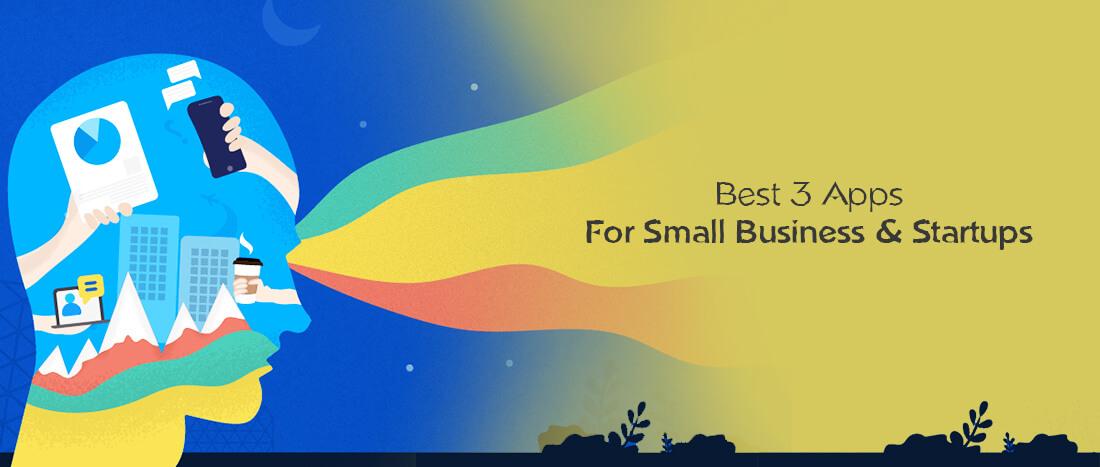 Apps for Small Business and Startups vital for Entrepreneurs