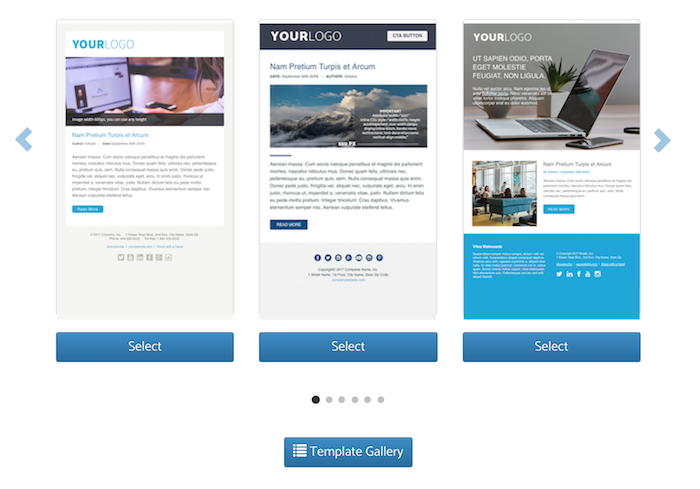 Template Gallery & Design Guidelines – Welcome to the Digesto community!