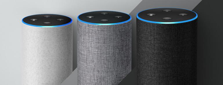 Alexa теперь может постараться перекричать шум