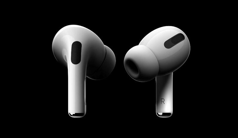По данным Bloomberg, наушники Apple AirPods 3 выйдут в этом году, AirPods Pro 2  в будущем