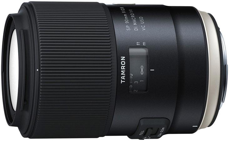 Несовместимость объектива Tamron SP 90mm F/2.8 Di MACRO 1:1 VC USD (F017) с камерами Nikon Z устранена