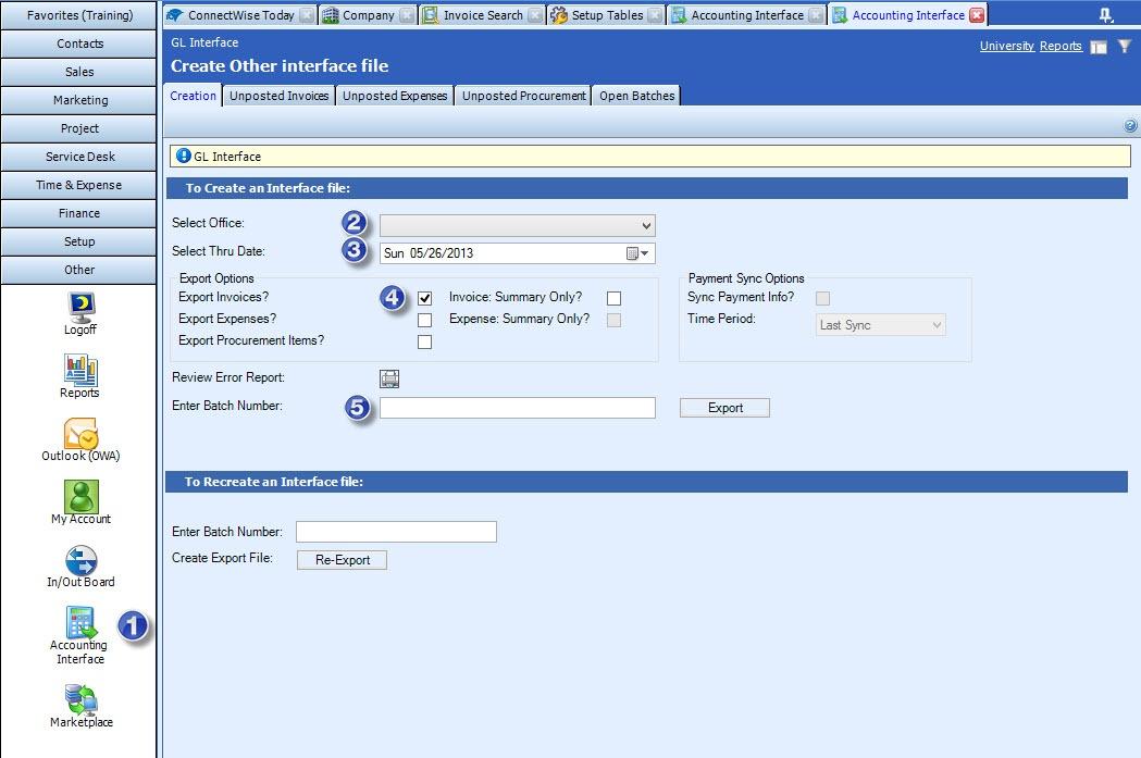 ConnectWise PSA Integration Guide - backup.securewebportal.net